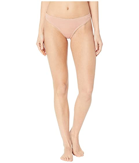 Skin Lola Thong with Tulle Trim