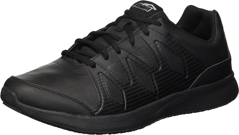 Avia Men's Avi-Skill Food Service shoes, Black, 10.5 Wide US