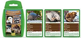 North American Wildlife Top Trumps Card Game