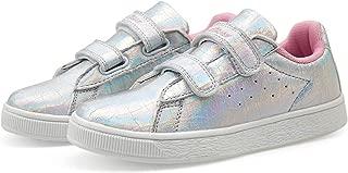 Kids Lightweight Strap Sneakers Tennis Shoes for Boys Girls Toddler Little Kids Big Kids