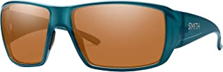 Smith Optics Guides Choice Sunglasses, Matte Crystal Deep Forest/ChromaPop Polarized Copper