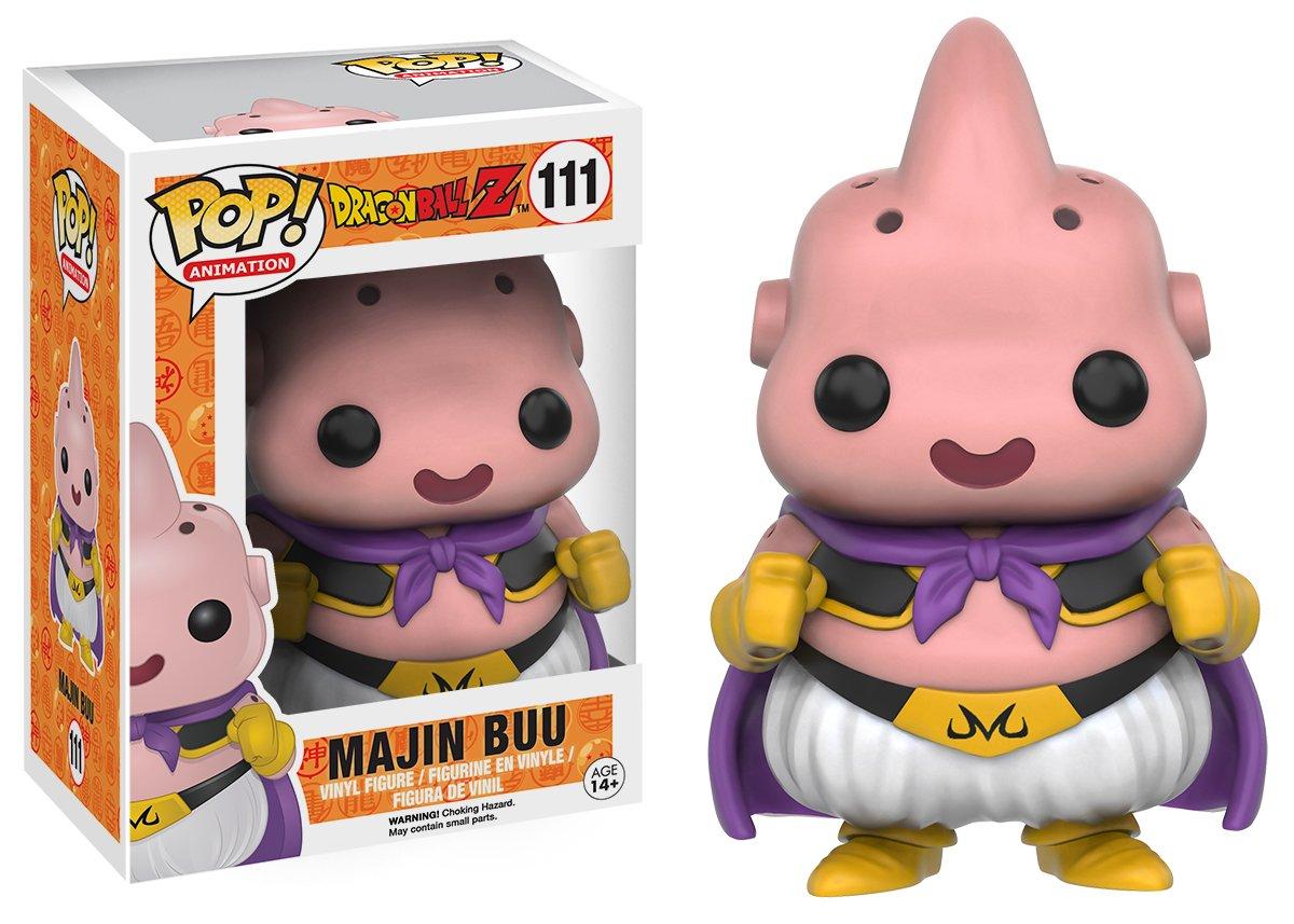 Funko - Pop! Vinilo Colección Dragonball Z - Figura Majin Buu (7429): Funko Pop! Animation:: Amazon.es: Juguetes y juegos