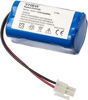 vhbw bateria 2600 mAh (14,8 V) do Ecovacs Deebot CR130 as 4ICR19/65.