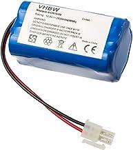 vhbw Batterie Compatible avec iLife A4, A4s, A6 aspirateur Home Cleaner (2600mAh, 14.8V, Li-ION)