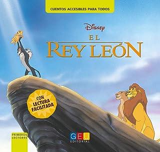 El Rey León - Lectura facilitada (Niños de 3 a 6 años)