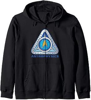 Star Trek Starfleet Academy Astrophysics Sweat à Capuche