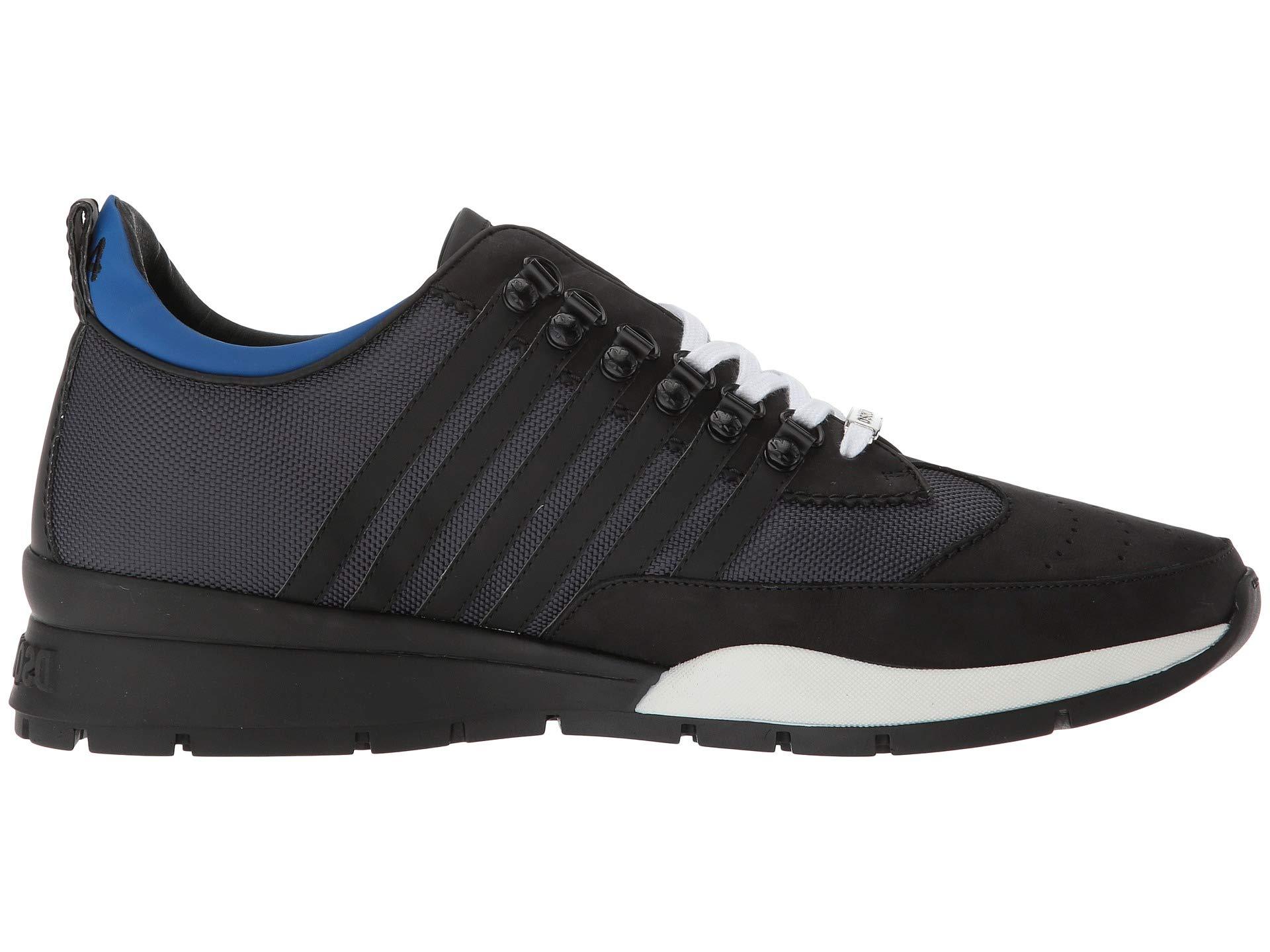 251 Dsquared2 Sneaker 251 Sneaker Grey black Grey Dsquared2 HqpPIwBxq