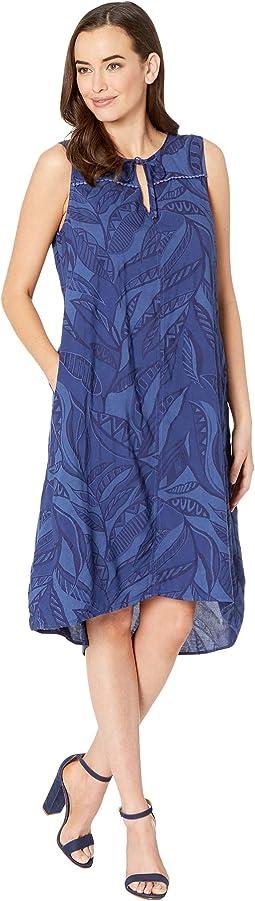 Palm Leaves Ada Dress