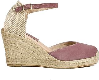 Cuña Mujer 2040904031 Zapatos Para Amazon esAlpargatas UVqSMpzG