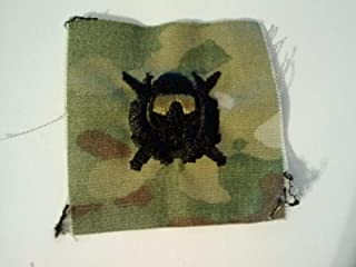 Makalot U.S. Army Badge Embroidered sew on OCP - Diver Special Operation
