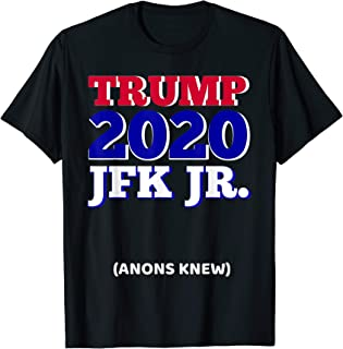 Trump 2020 JFK Jr. Anons Knew
