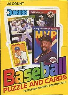 donruss baseball cards value 1991