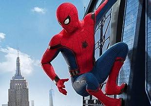 Desconocido Spider-Man; Homecoming Movie Póster Foto Tom Holland Peter Parker 010 (A5-A4-A3) - A3