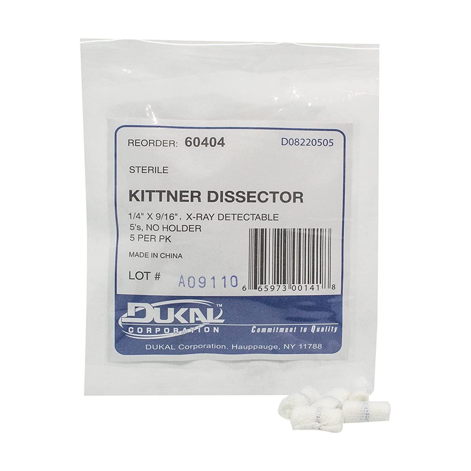 Dukal Dissects Sterile cheap Knitter X-Ray Indianapolis Mall No Detect 1 Holder 4