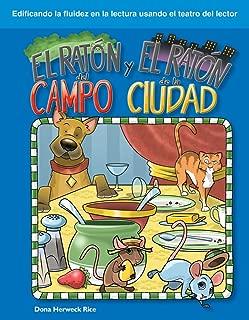 El Raton del Campo y el Raton de la Ciudad: Fables (Building Fluency Through Reader's Theater)