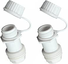 Igloo Replacement Threaded Drain Plug (2-Pack)