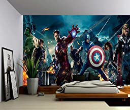 Best iron man mural Reviews