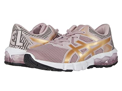 ASICS Kids GEL-Quantum 90 2 (Toddler/Little Kid) (Watershed Rose/Champagne) Girls Shoes