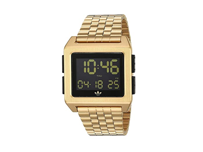 adidas  Archive_M1 (Gold/Black) Watches