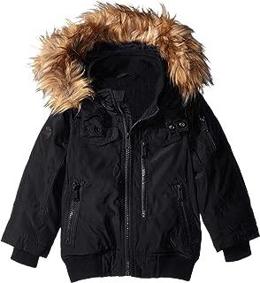 Boys' Short Parka Jacket