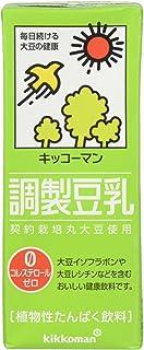 [冷蔵] キッコーマン 調製豆乳 200ml