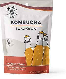 Best kombucha starter culture Reviews