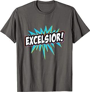 Excelsior Superhero Apparel T-Shirt