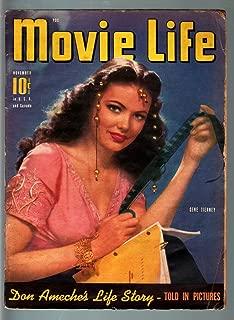 Movie Life Magazine November 1941-1940-LUCY-LOUIS B MAYER-RONALD REAGAN