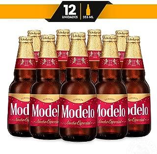 Cerveza Edición Limitada Modelo Noche Especial 12 Botellas 355ml