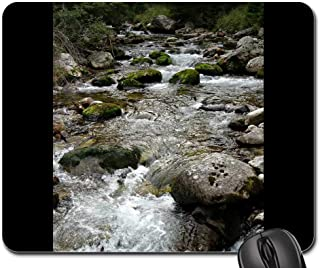 Mouse Pads - Tatry Mountains Water Torrent Landscape Nature