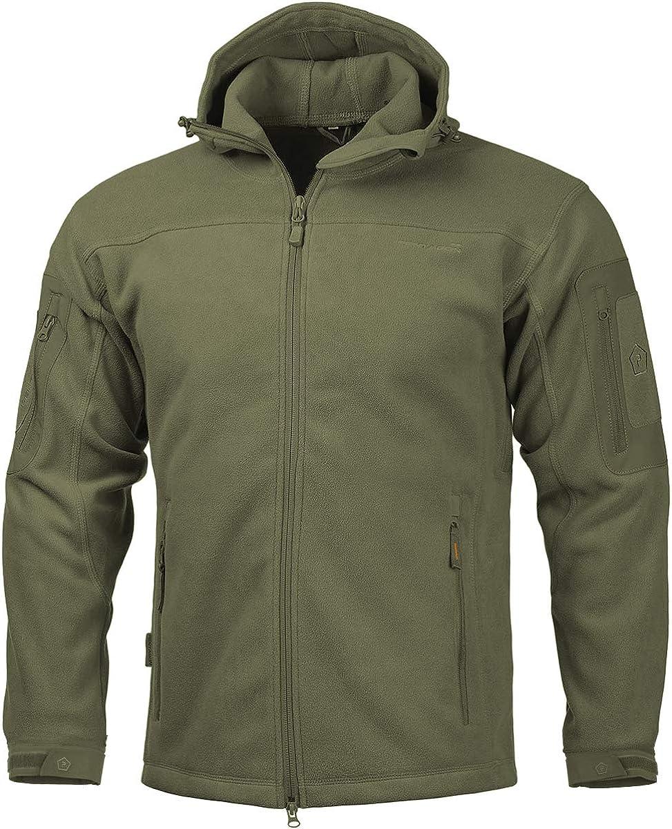 Pentagon Men's Hercules Fleece Jacket 2.0 Olive Green