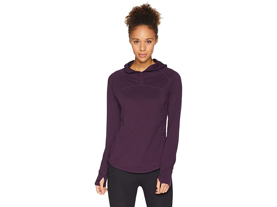 Mountain Hardwear Daisy Chaintm Hoodie (Mystic Purple) Women