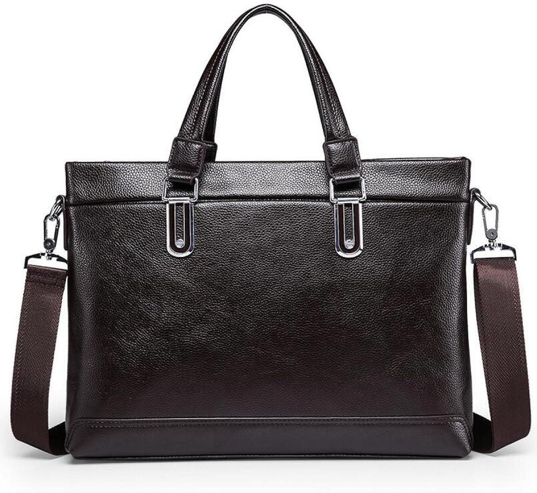 Herren Herren Herren Leder Business Pack Aktentasche Herren Tasche Schulter Skip Pack Fashion Handtasche B076BN1C1L 51f43a