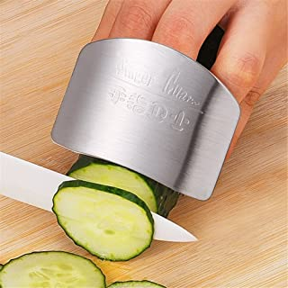 Sungpunet - Protector de dedos para cortar y cortar la cocina