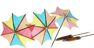 Best umbrella cake decorations Reviews