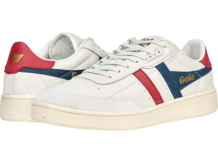 Mens Vintage Shoes, Boots | Retro Shoes & Boots Gola Contact Leather $89.99 AT vintagedancer.com