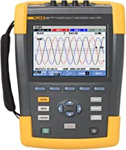 Best power analyser fluke 435 Reviews