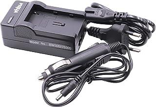 Typ 116 CELLONIC/® Caricabatteria BC-DC12 compatibile con Leica Q Typ 114 V-LUX 4 compatibile con Sigma DP1Q DP2Q DP3Q Leica BP-DC12 V-LUX BP-51 Caricatore Auto Alimentatore Cavo Ricarica