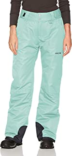 white sierra cruiser snow pants