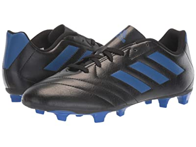 adidas Goletto VII FG (Core Black/Team Royal Blue/Team Royal Blue) Men