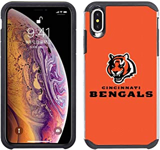Prime Brands Group Cell Phone Case for Apple iPhone XS Max - Cincinnati Bengals