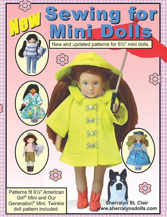 冒険思われる着実にSewing for Mini Dolls: New and updated patterns for mini dolls
