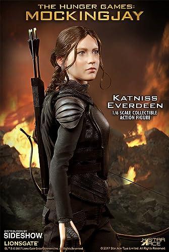 tienda de bajo costo The Hunger Games Mockingjay Part 1 My My My Favourite Movie Action Figure 1 6 Katniss  compras online de deportes