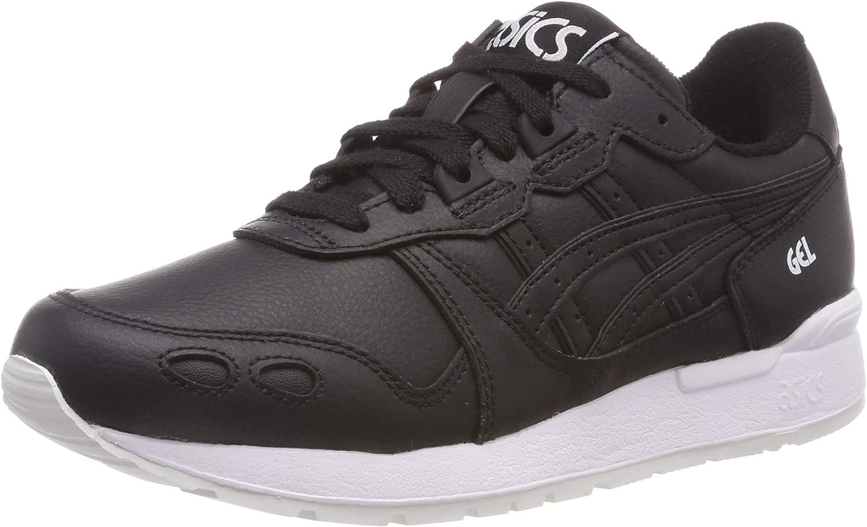 ASICS Män's Män's Män's Gel -Lyte springaning skor svart  upp till 70% rabatt