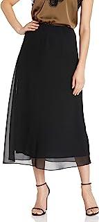 تنورة فستان Alex Evenings A-Line (مقاسات صغيرة عادية وكبيرة، مقاس كبير)