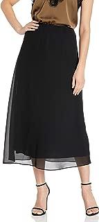Alex Evenings Women's T-Length Georgette A-line Skirt