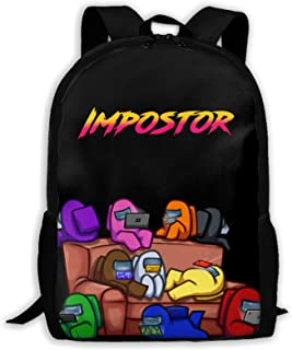 در میان ما کوله پشتی Impostor ، کیف لپ تاپ ضد آب ، کیف کیف تسمه قابل تنظیم