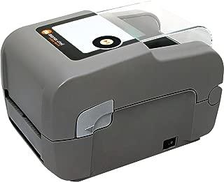 Datamax EA2-00-0J005A00 E-4205A Mark III Desktop Printer, DT, SER/PAR/USB/Ethernet, 203 DPI, 5 IPS, 64 MB Flash/16 MB DRAM, DPL, PL-Z/PL-E, Adjacent Media Sensor, Tear Edge, LED/Button, Power Supply