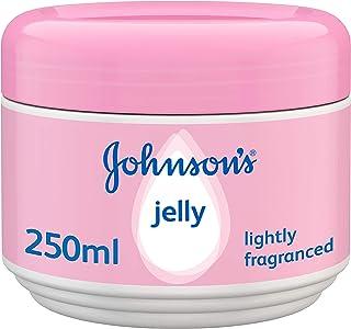 JOHNSON'S Baby Jelly, Lightly Fragranced, 250ml