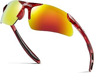 Kids Sports Sunglasses for Boys Girls Children Age 3-10...
